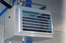 Luchtverwarmers